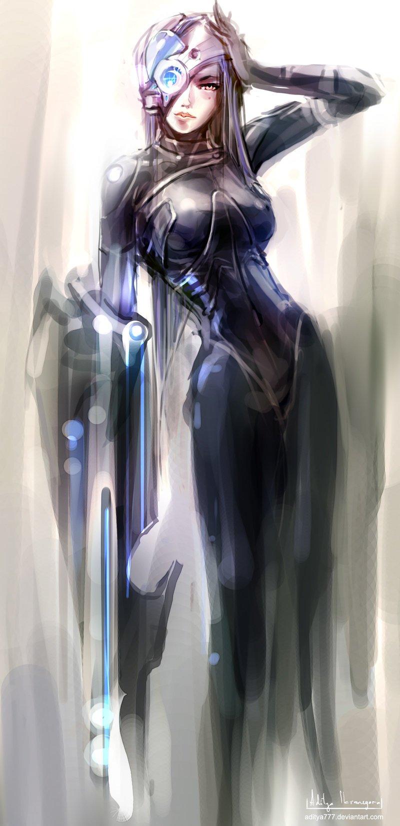 Cyborg 61rl5n6un58byaditya777